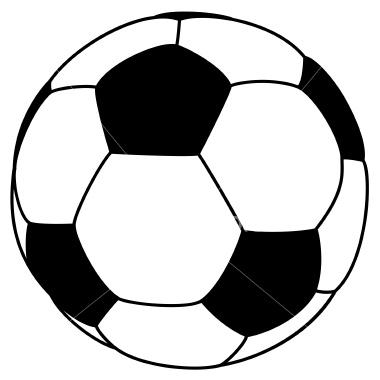 Soccer ball clip art 3-Soccer ball clip art 3-12