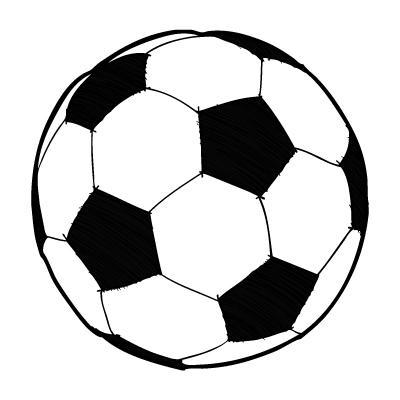 Soccer ball clip art a free .