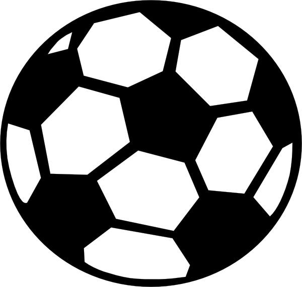 Soccer Ball clip art Free .