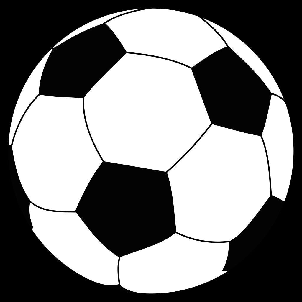 Soccer Ball Clip Art Free -