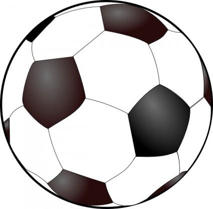 Soccer Ball Clip Art Free Vector In Open-Soccer ball clip art free vector in open office drawing svg svg 3-16