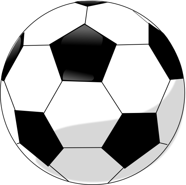 Soccer Ball Clipart No Backgr