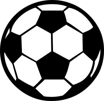Soccer ball sports balls clipart clipart-Soccer ball sports balls clipart clipartcow-13