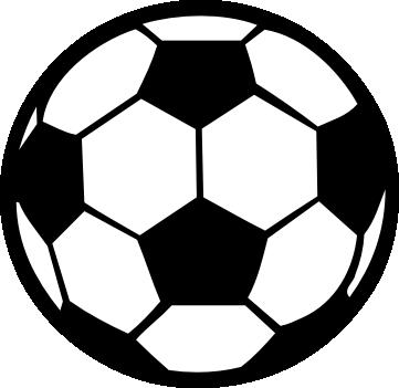 Soccer ball sports balls clipart clipart-Soccer ball sports balls clipart clipartcow-15