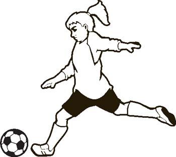 Soccer clip art free clipart image 4-Soccer clip art free clipart image 4-14