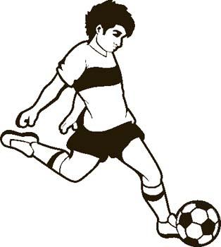 Soccer clip art free clipart .-Soccer clip art free clipart .-2