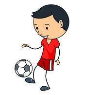 Soccer Field Labeled Clipart. Size: 89 K-soccer field labeled clipart. Size: 89 Kb-14