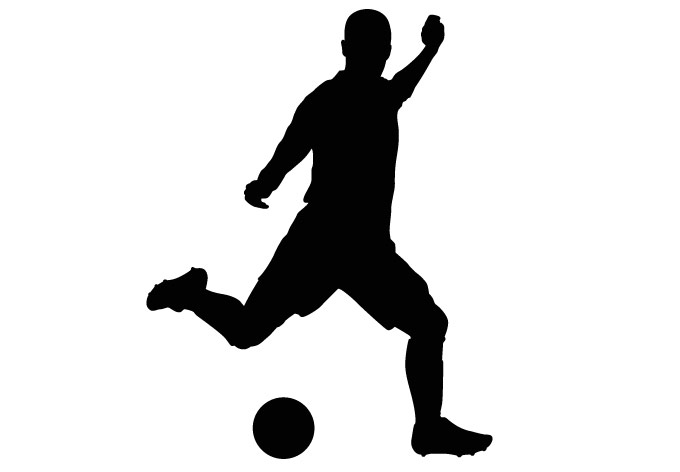 Soccer Player Silhouette Clipart Panda F-Soccer Player Silhouette Clipart Panda Free Clipart Images-15