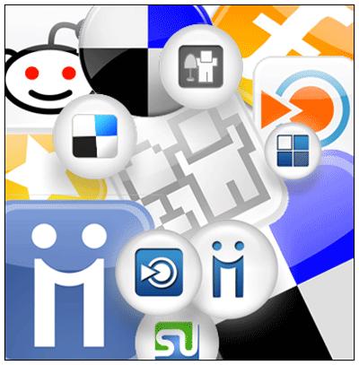Download PNG Image - Social Bookmarking -Download PNG image - Social Bookmarking Png Clipart 317-2