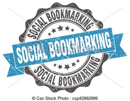 Social Bookmarking Stamp. Sign. Seal - C-social bookmarking stamp. sign. seal - csp42882999-16