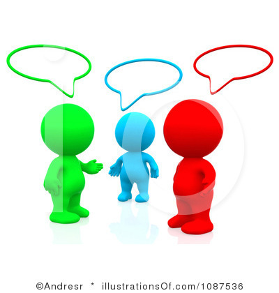 Social Networking Clipart