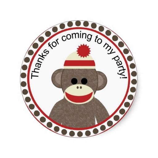 Sock Monkey Border Clipart Cliparthut Free Clipart