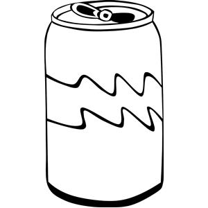 soda clipart - Soda Can Clipart