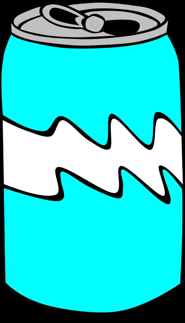 Soda Can - vector Clip Art 600 x 1044. Download. Soda Clipart ...