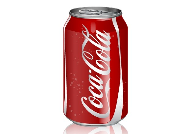 Soda Can Vector Graphic Creattor