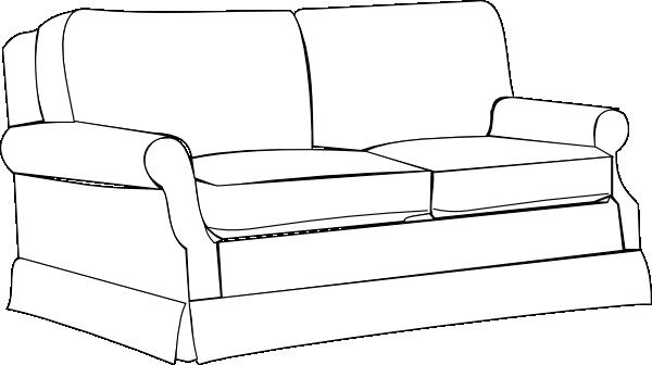 Sofa Clipart-sofa clipart-13