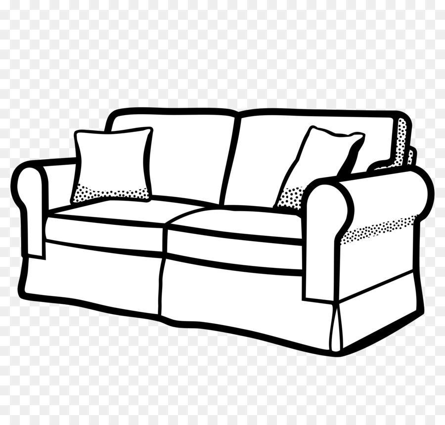 Couch Sofa bed Clip art - Sofa Cliparts