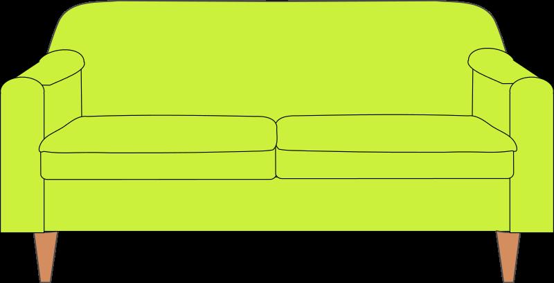 sofa clipart-sofa clipart-12