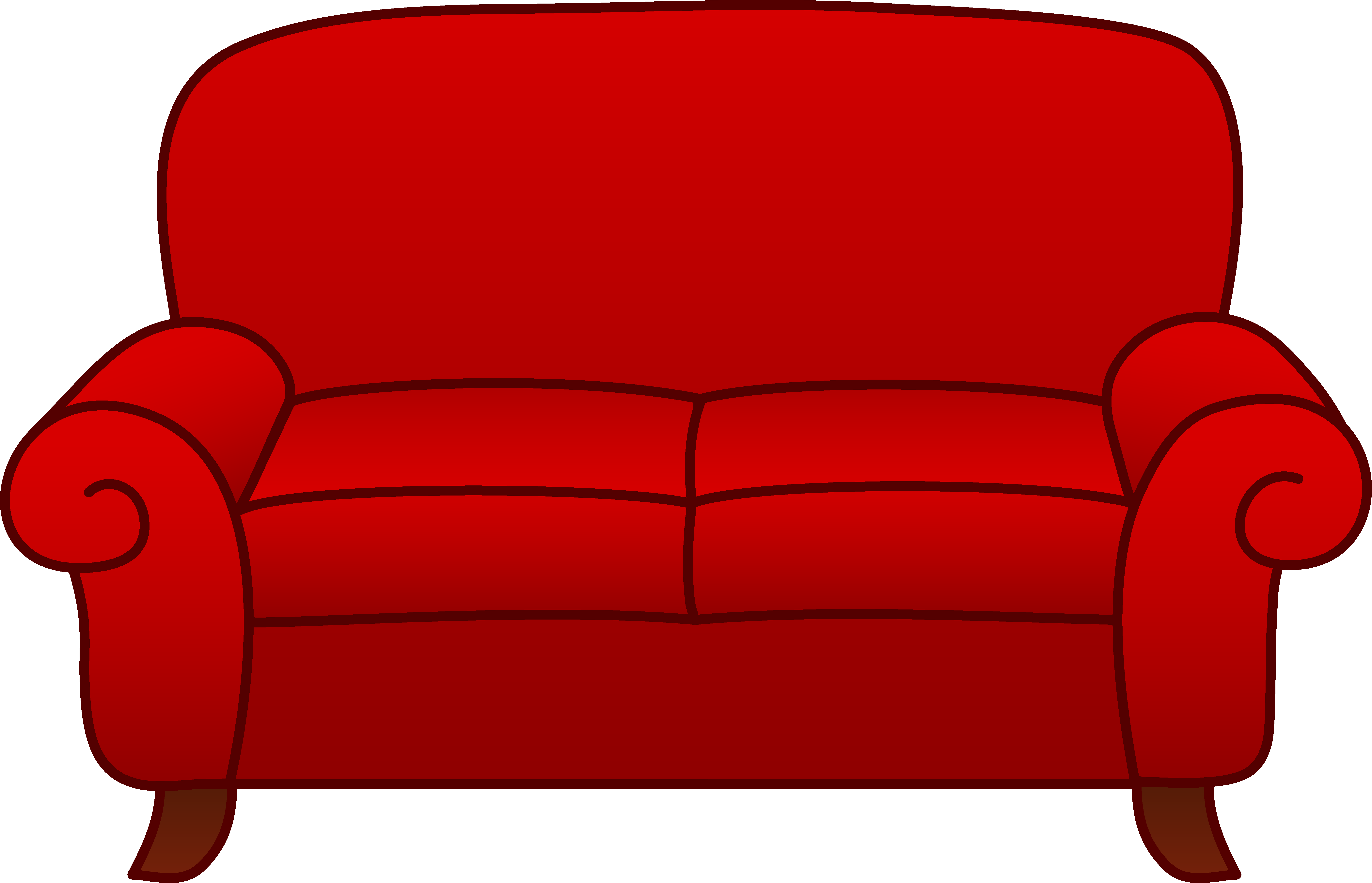Clip Art Couch