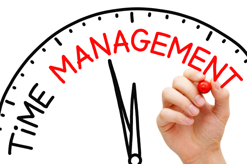 Soft Skills Time Management T - Time Management Clipart