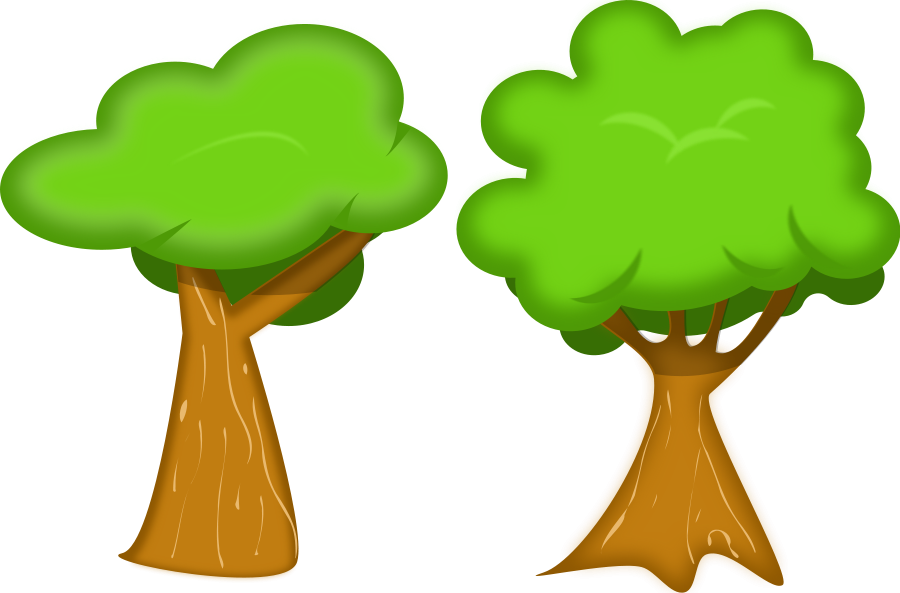 Soft Trees Clipart-Soft trees Clipart-9