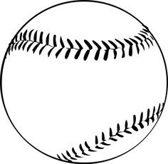 Softball clip art logo free clipart images 2 clipartcow