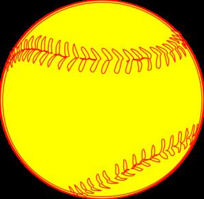 Softball clip art logo free clipart imag-Softball clip art logo free clipart images 4 clipartcow-17