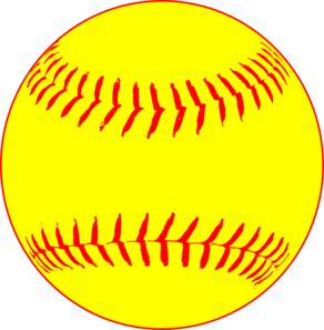 Softball Clip Art Logo Free Clipart Imag-Softball clip art logo free clipart images-14