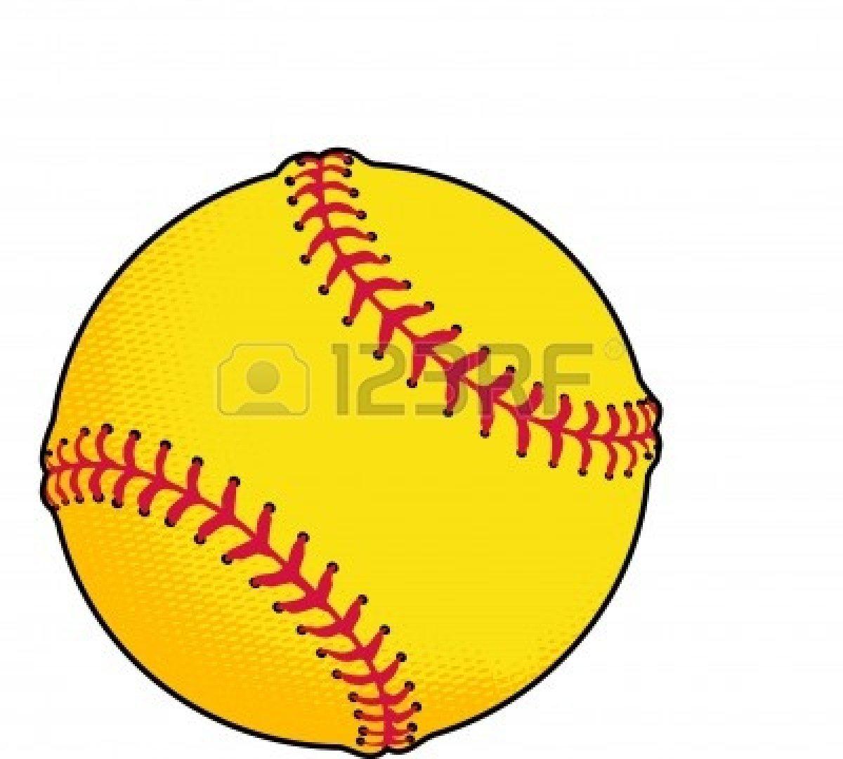 Softball Clipart-Softball Clipart-18
