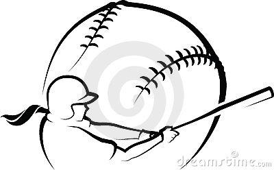 Softball Stock Illustrations u2013 2,314 Softball Stock Illustrations, Vectors u0026amp; Clipart - Dreamstime