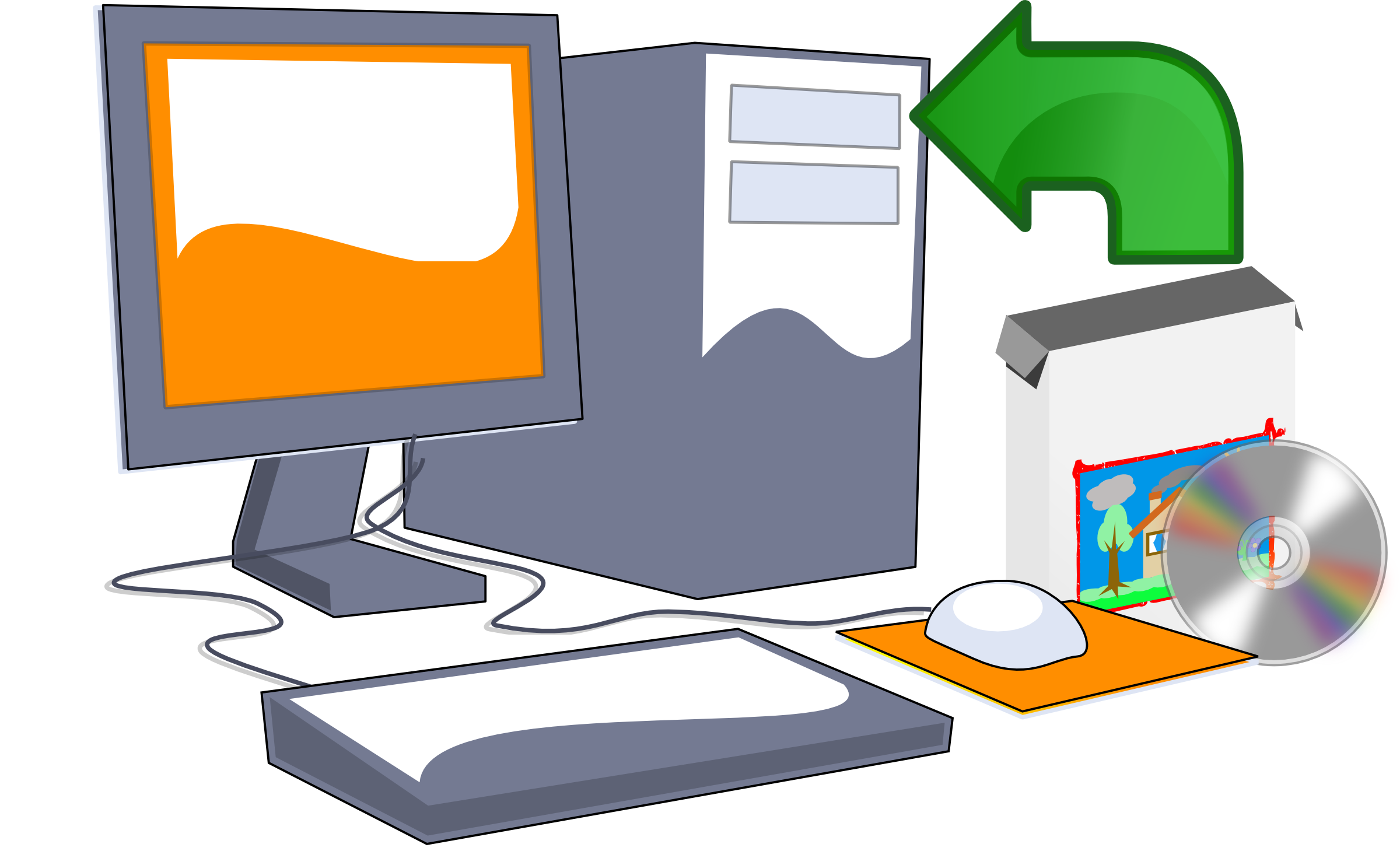 Software License Clipart-Software License Clipart-5