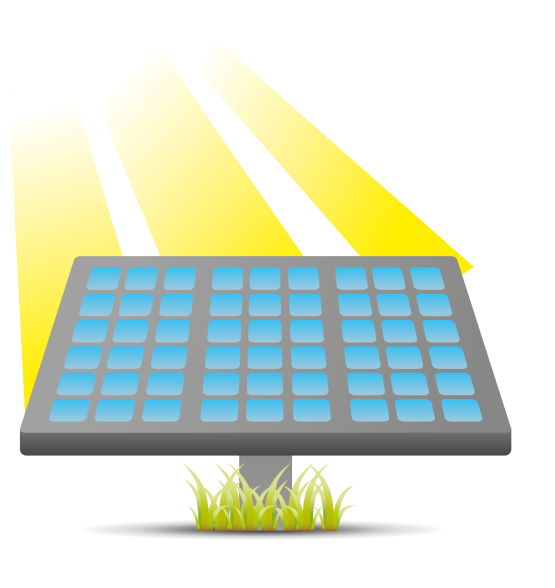 Solar Panel Clip Art Images Free For Commercial Use