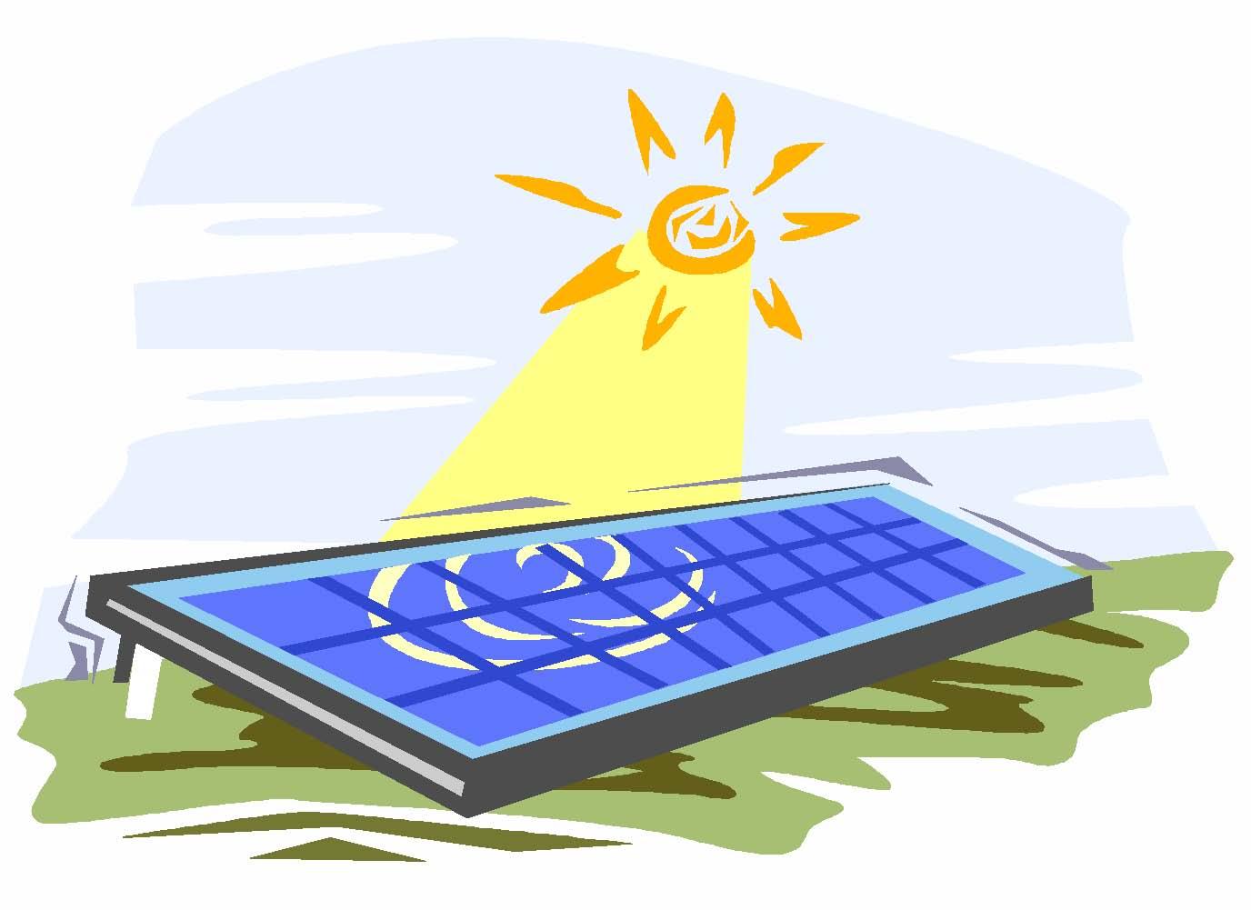 Solar Panel Clip Art Jpg