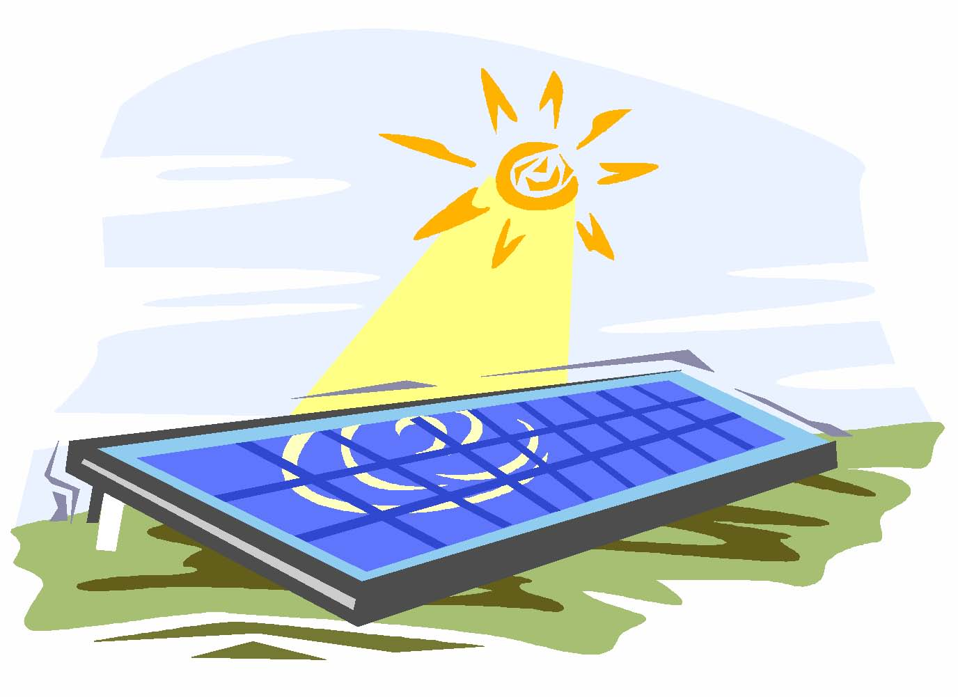 Solar Panel Clip Art Jpg-Solar Panel Clip Art Jpg-11