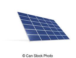 ... Solar Panel Isolated - Solar Panel i-... Solar Panel Isolated - Solar Panel isolated on white.-5