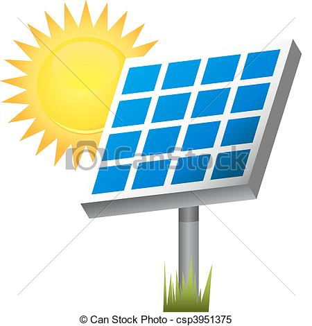 Solar Panel Stock Illustrationsby ...