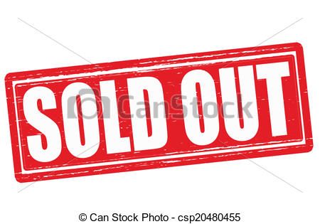 Sold out - csp20480455 - Sold Out Clipart