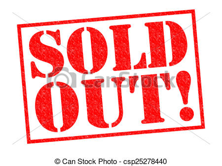 SOLD OUT! - csp25278440 - Sold Out Clipart