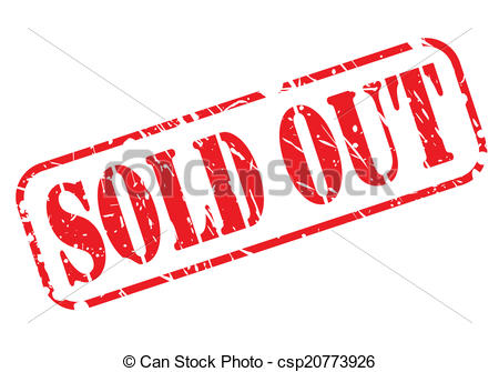 Sold out red stamp - csp20773 - Sold Out Clipart