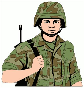 soldier clipart-soldier clipart-8