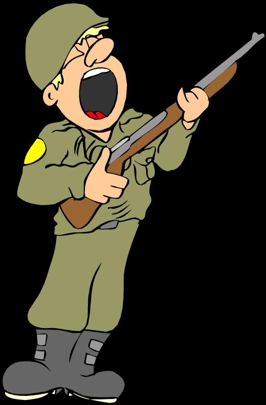 Soldier Clip Art Download