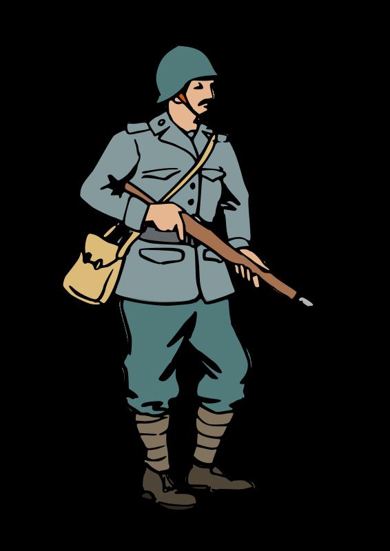 soldier clipart-soldier clipart-7