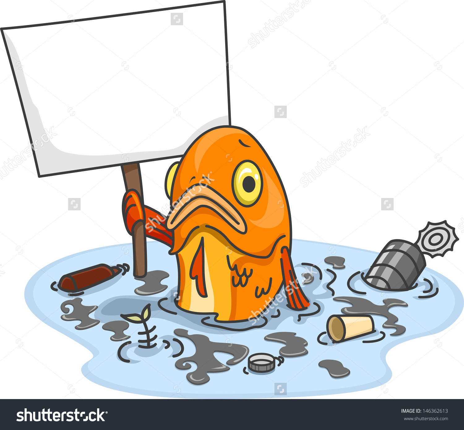 Solutions Water Pollution Clip Art