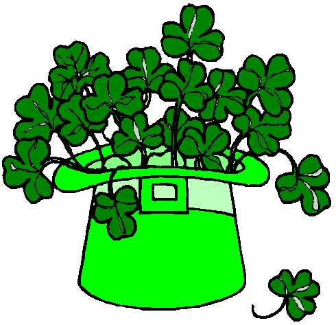 Some of this Monthu0026#39;s Most Viewed St. Patricku0026#39;s Day Clipart .