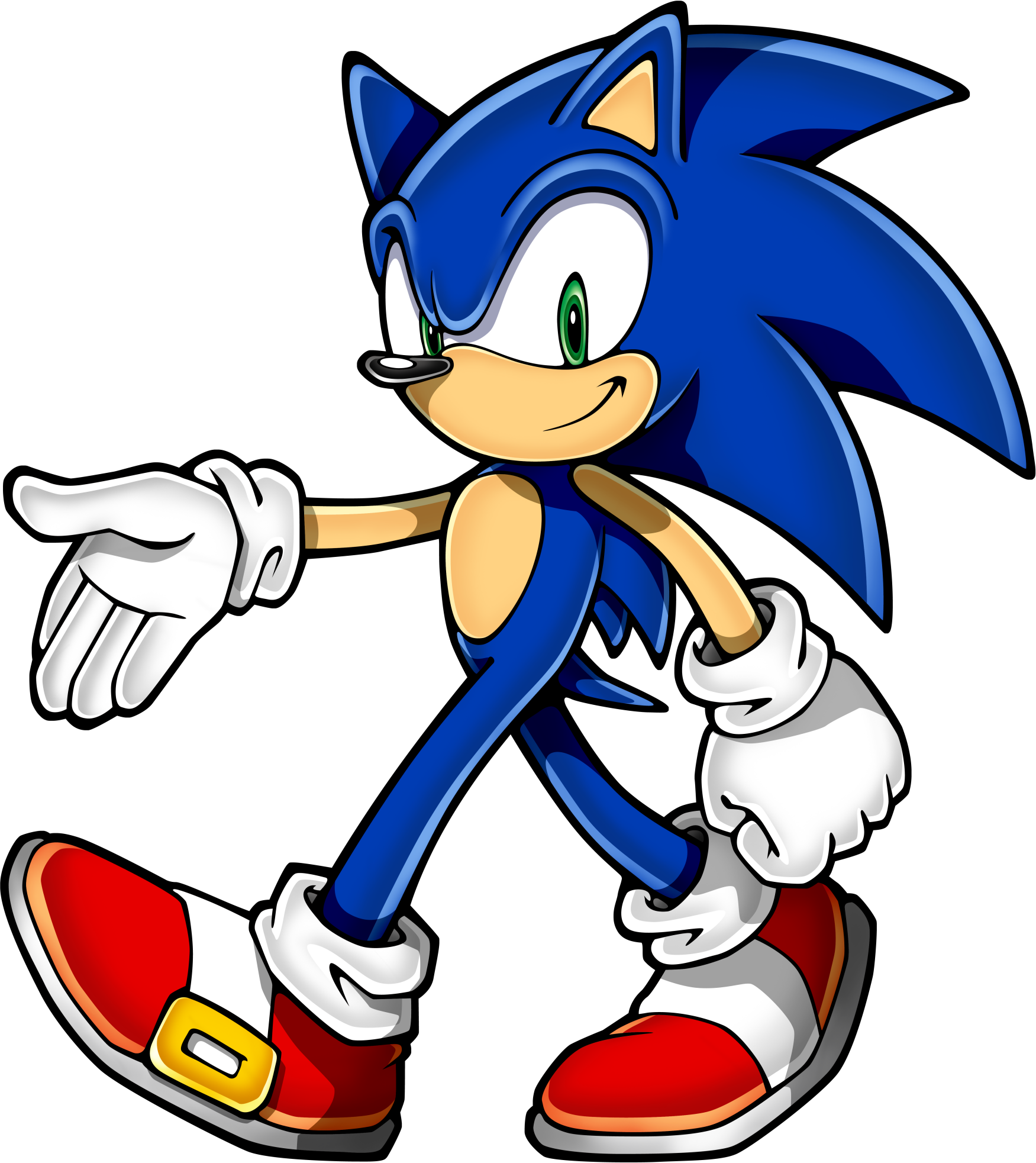 Sonic Art Assets DVD - Sonic The Hedgehog - 2.png