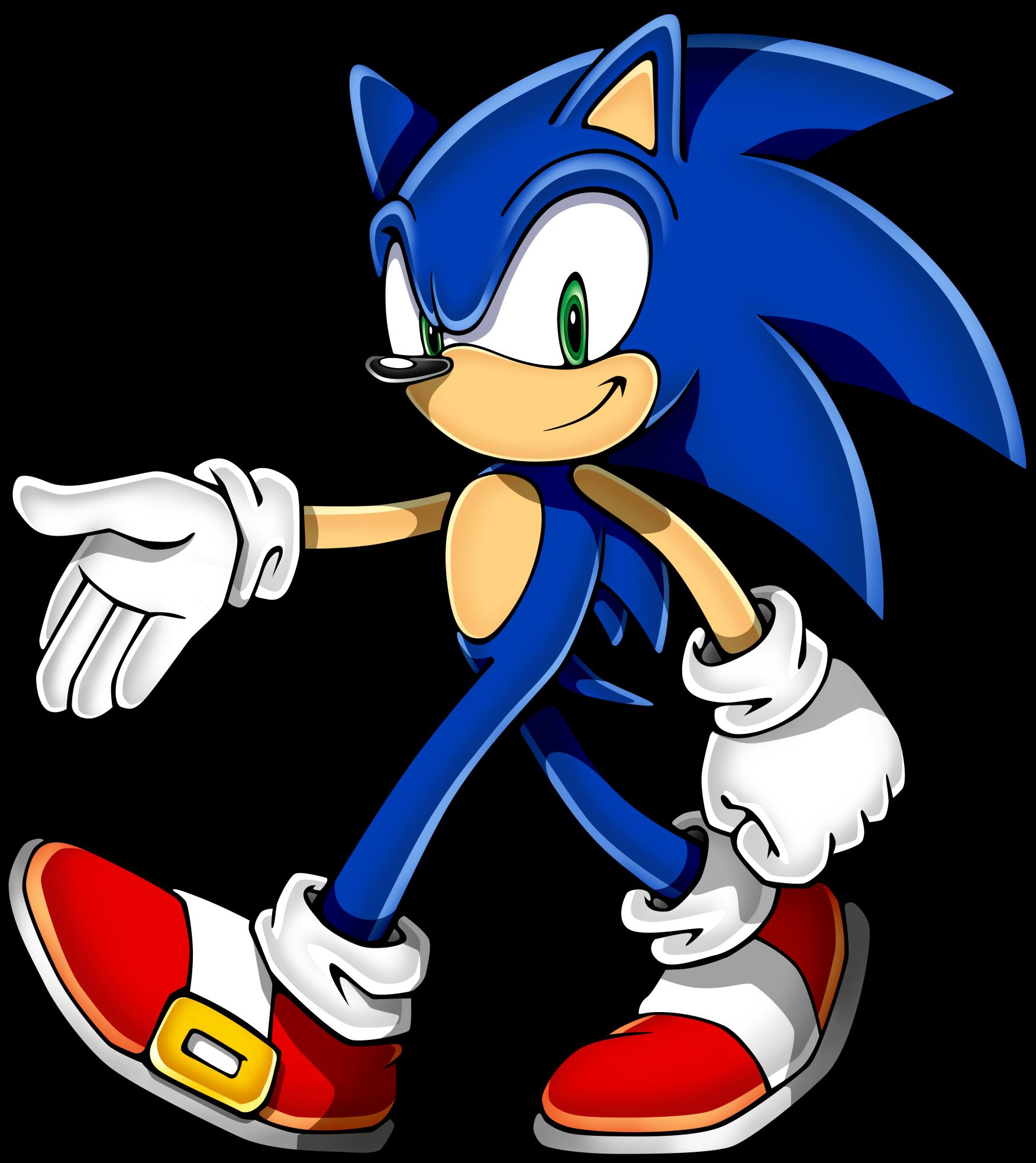 Sonic Art Assets DVD - Sonic The Hedgeho-Sonic Art Assets DVD - Sonic The Hedgehog - 2.png-4