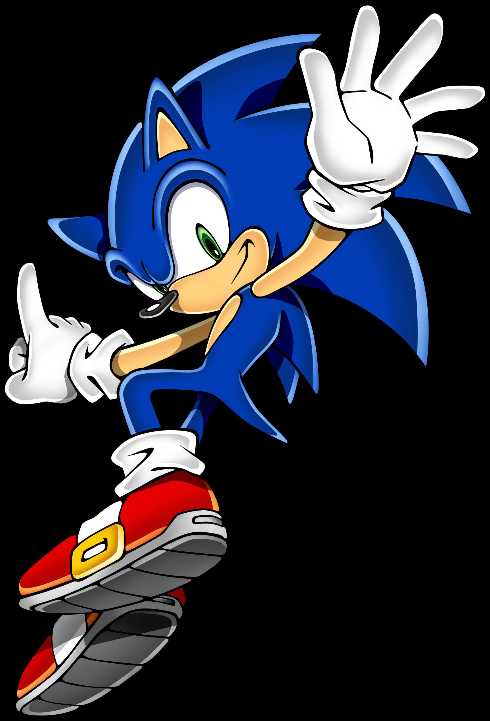Sonic Hedgehog Jumping-Sonic Hedgehog Jumping-8
