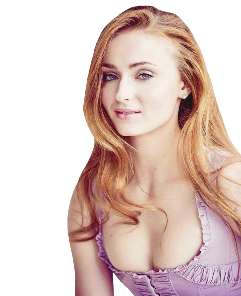 Sophie Turner PNG 1 By Isobel-Theroux Cl-Sophie Turner PNG 1 by Isobel-Theroux ClipartLook.com -12
