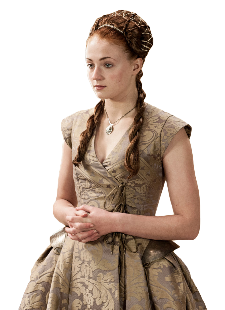 Sophie Turner PNG Free Download