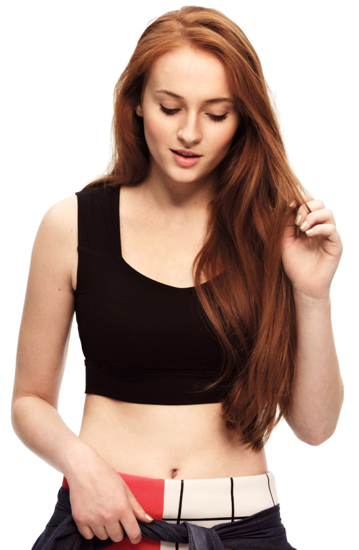 Sophie Turner Clipart-Clipart